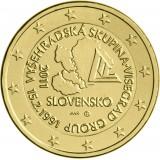 Slovakia 2011 2 € Visegrad KULLATTU