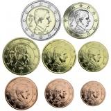 Belgia 2016 1 c – 2 € Irtokolikot UNC