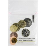 Irlanti 2012 1 c – 2 € Coin Fair Set UNC