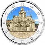 Kreikka 2016 2 € Arkadin luostari VÄRITETTY