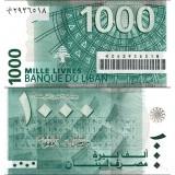Libanon 2004 1000 Livres P84a UNC