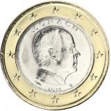 Monaco 2016 1 € UNC