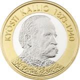 Suomi 2016 5 € Suomen presidentit - Kyösti Kallio UNC