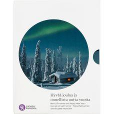 Suomi 2016 Rahasarja Hyvää Joulua BU