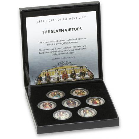 Värikolikkosarja 2013 The Seven Virtues