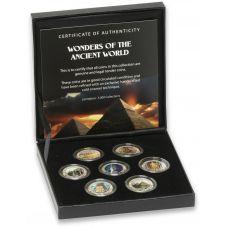 Värikolikkosarja 2013 Wonders of the Ancient World