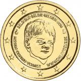 Belgia 2016 2 € Kadonneiden lasten päivä KULLATTU