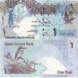 Qatar 2008 1 Riyal P28-U1 UNC