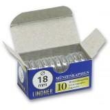 Säilytyskapseli, Lindner 18,0 mm (10 kpl)