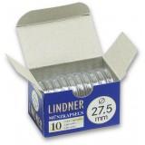 Säilytyskapseli, Lindner 27,5 mm 5 € (10 kpl)