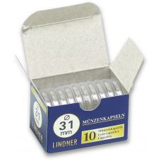 Säilytyskapseli, Lindner 31,0 mm (10 kpl)