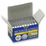 Säilytyskapseli, Lindner 38,4 mm (10 kpl)
