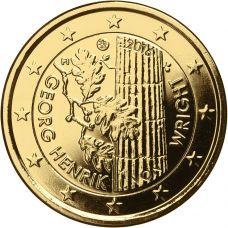 Suomi 2016 2 € Georg Henrik von Wright KULLATTU