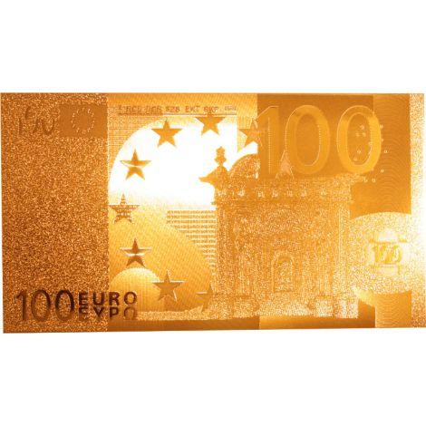 Euroopan Unioni 100 € KULLATTU
