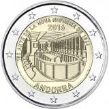 Andorra 2016 2 € New Reform BU