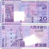 Macao 2005 20 Patacas P81a UNC