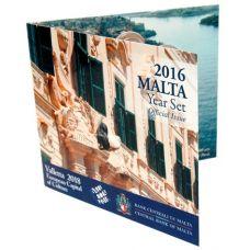 Malta 2016 Rahasarja Valletta BU