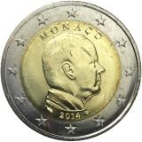 Monaco 2014 2 € UNC