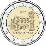 Saksa 2017 2 € Porta Nigra D UNC