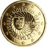 Slovakia 2016 2 € EU-puheenjohtajuus KULLATTU