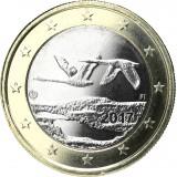 Suomi 2017 1 € UNC