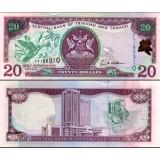 Trinidad ja Tobago 2006 20 Dollars P49 UNC