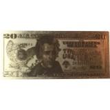 USA $20 KULLATTU