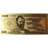 USA $50 KULLATTU