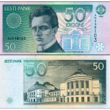 Viro 1994 50 Krooni P78a UNC