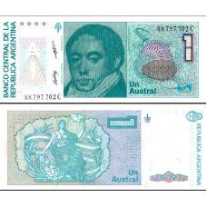 Argentiina 1985 1 Austral P323b2 UNC