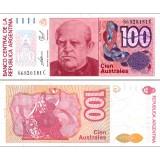 Argentiina 1985-1990 100 Australes P327c UNC