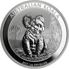 Australia 2017 1 Dollar Koala 1 Unssi HOPEA