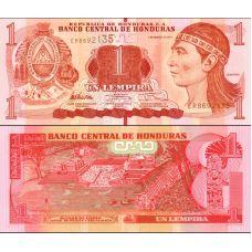 Honduras 2012 1 Lempira P96 UNC
