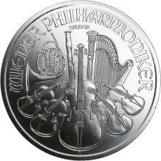 Itävalta 2017 1,50 € Wiener Philarmoniker 1 Unssi HOPEA BU
