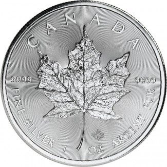 Kanada 2017 5 Dollars Maple Leaf 1 Unssi HOPEA