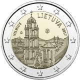Liettua 2017 2 € Vilna UNC