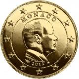 Monaco 2012 2 € KULLATTU
