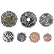 Papua-Uusi-Guinea Sarja UNC