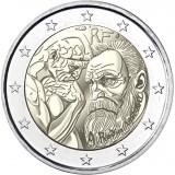 Ranska 2017 2 € Auguste Rodin UNC