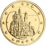 Saksa 2012 2 € Bayern KULLATTU