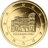 Saksa 2017 2 € Porta Nigra F KULLATTU