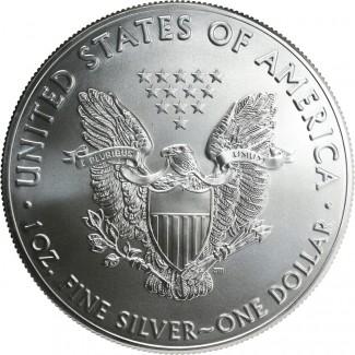 USA 2017 1 Dollar American Eagle 1 Unssi HOPEA