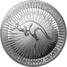 Australia 2017 1 Dollar Kangaroo 1 Unssi HOPEA