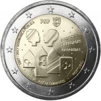 Portugali 2017 2 € Yleinen turvallisuus 150v UNC