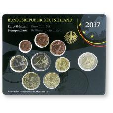 Saksa 2017 Rahasarja D BU