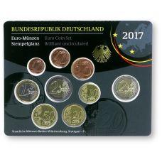 Saksa 2017 Rahasarja F BU