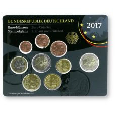 Saksa 2017 Rahasarja J BU