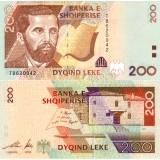 Albania 2001 200 Leke P67 UNC
