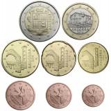 Andorra 2014 1 c - 2 € Irtokolikot UNC