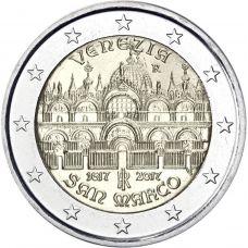 Italia 2017 2 € San Marco UNC